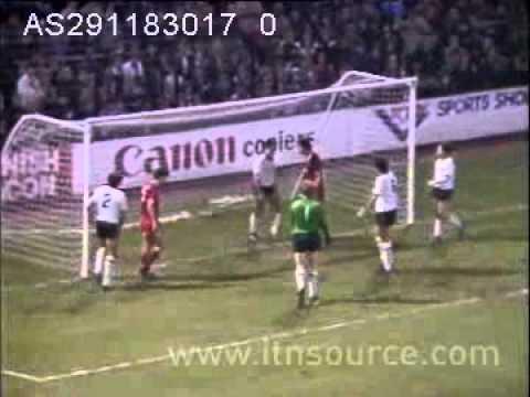 Fulham v Liverpool 1983