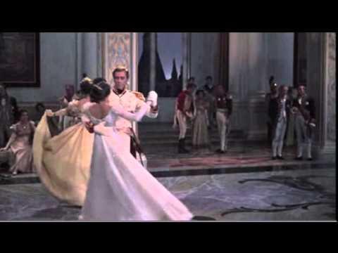 Natasha (Audrey Hepburn) and Andre's First Waltz.mov