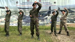 Школа подготовки разведчиков -1 смена лето 2015