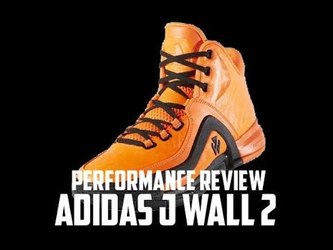 8af6589909d adidas J Wall 2 Performance Review. WearTesters