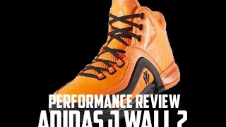 adidas J Wall 2 Performance Review