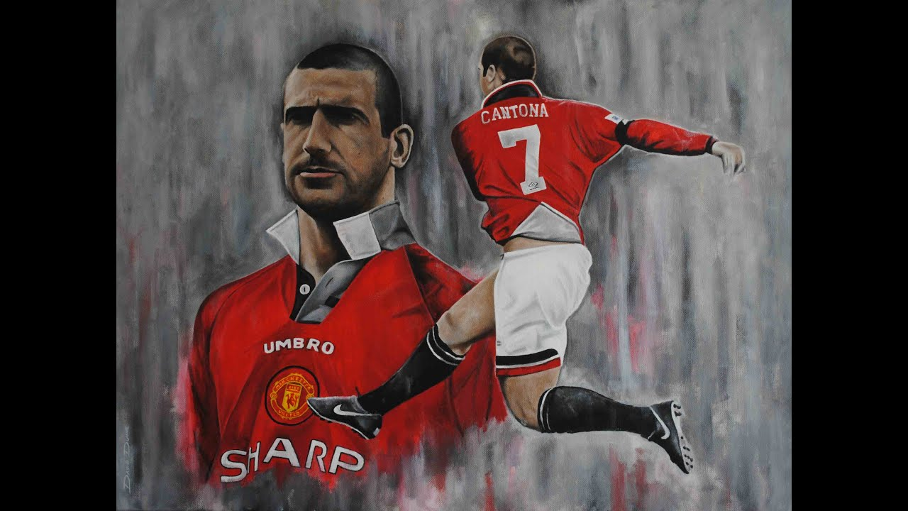 The home of all things manchester united on reddit. Eric Cantona : Football Skills & Goals - YouTube