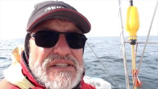 Single Handed Solo Sailing to Norway Part 1