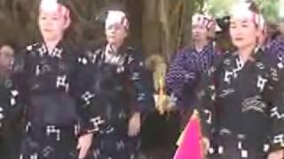 川平・宮鳥御嶽でびっちゅる石