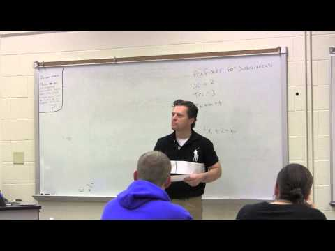 Lecture 2 - The Chemistry of Essential Oils: Basic Chemistry Review