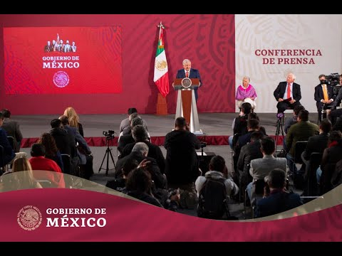 #ConferenciaPresidente | Miércoles 25 de marzo de 2020