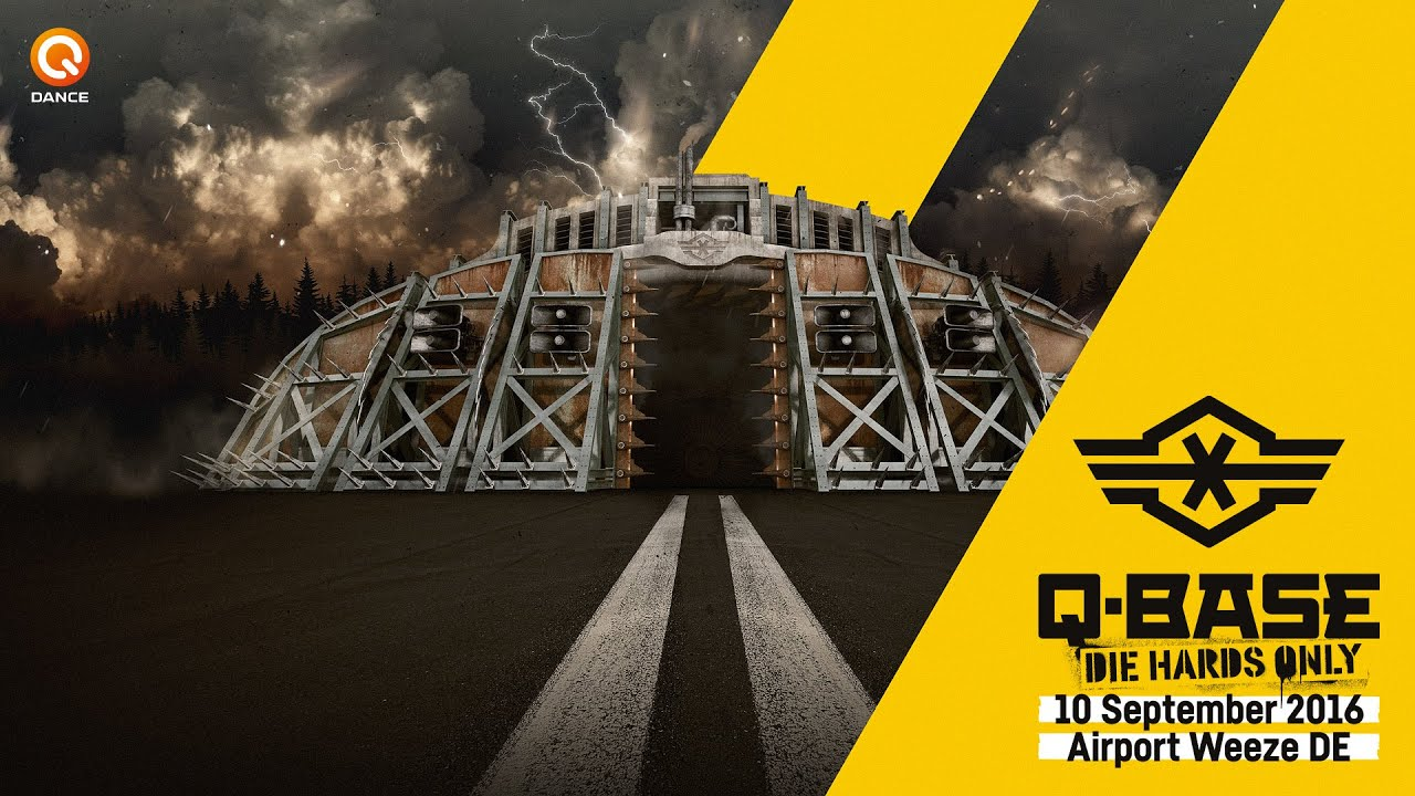 Q-BASE 2016 | Official Q-dance Trailer - YouTube