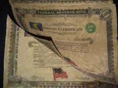 Lost US Federal Reserve Treasury Part 2