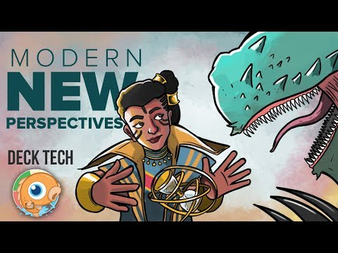 Instant Deck Tech: New Perspectives (Modern)