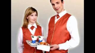 видео форма для официанта