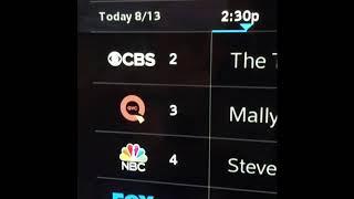 Comcast Xfinity Channels List