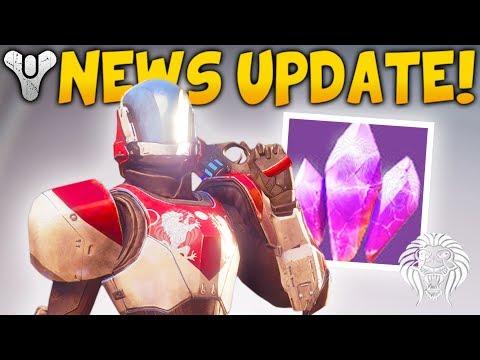 DESTINY 2 NEWS! Dedicated Servers, New Trading Currency, Beta Date & E3 Reveals