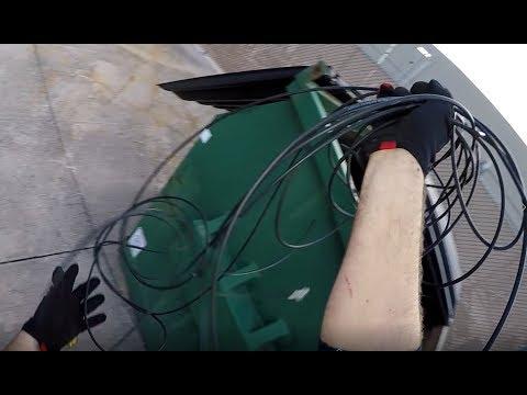 Dumpster Diving 26 (Part 1) I Owe You $20