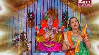 ગરવા ગણેશની ને પાર્વતીના શિવની Ganpati New Song   Poonam Gondaliya   Ganesh Chaturthi Special