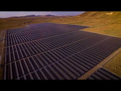Patua Geothermal Solar Project
