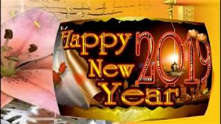 Happy New Year 2019 special green screen | Happy New Year 2019 Advance Latest Video