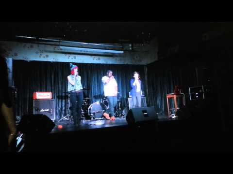 Monax Possum and S.J - One Who ( Live at Juice Bar Parnell 27/04/2013) Kill Season show