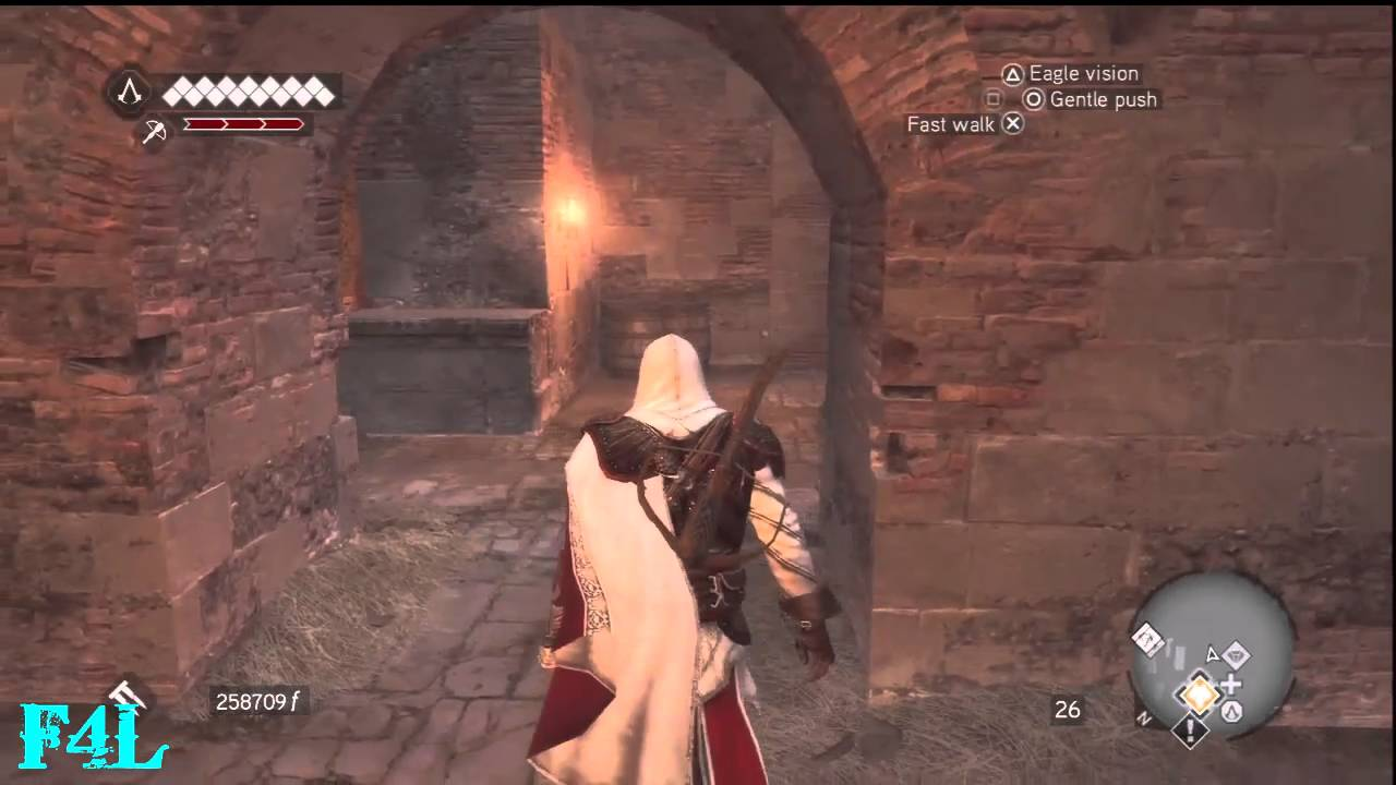Lairs of Romulus - Assassin's Creed: Brotherhood Wiki ...