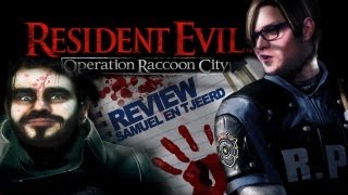 Review: Resident Evil: Operation Raccoon City