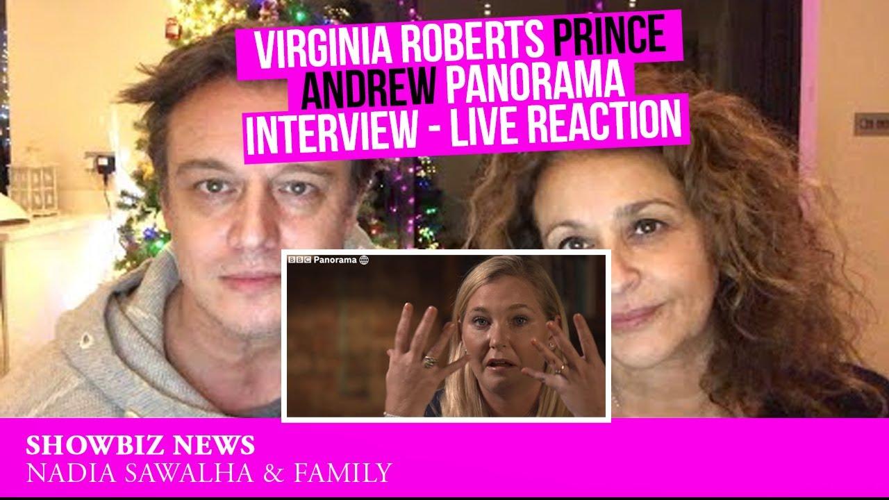 Virginia Roberts online dating