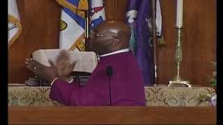 The Service of Apostolic Investiture of Archbishop J. Delano Ellis, II Part 2