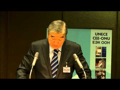 Keynote speech by Tair Mansurov, Secretary-General of Eurasi