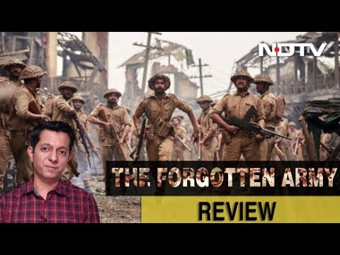 Show Review: 'The Forgotten Army'