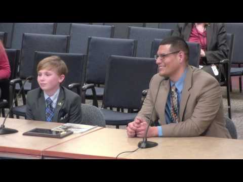 Bloomington Public Schools - School Board Meeting - March 27, 2017