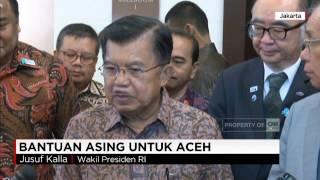 Bantuan Asing Untuk Aceh