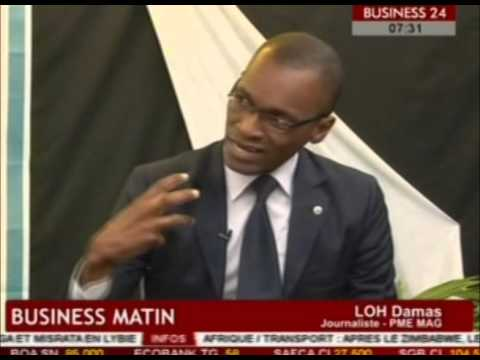 Business Matin   Les enjeux de la privatisation des banques publiques /Business 24