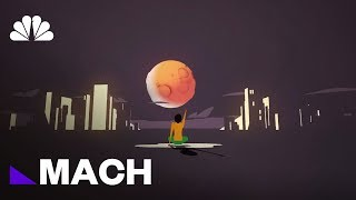 Why The July 27 Lunar Eclipse Will Be The Longest One This Century | Mach | NBC News