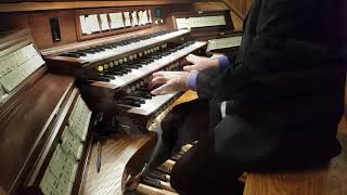 Music Meditation with Paul Carroll - Louis Vierne's 150th Birthday Part 3 of 4