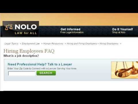 What Is The Job Description For A Patent Attorney? - YouTube