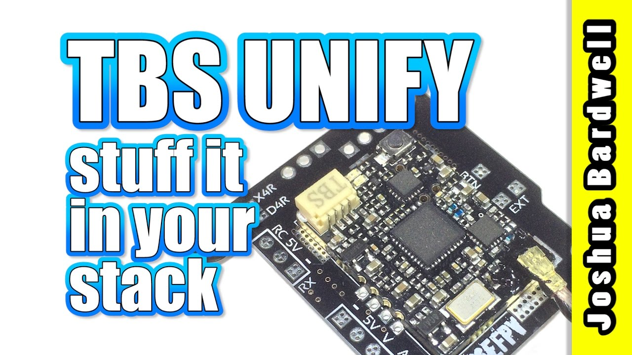 maxresdefault the best way to mount your tbs unify and frsky receiver TBS Unify Pro Manual at mifinder.co