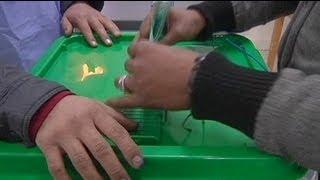Ausschreitungen nach Wahlergebnissen in Jordanien