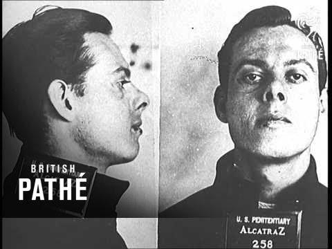 Escape From A Famous Prison Aka Alcatraz Lner (1938)