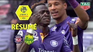 Toulouse FC - FC Nantes ( 1-0 ) - Résumé - (TFC - FCN) / 2018-19