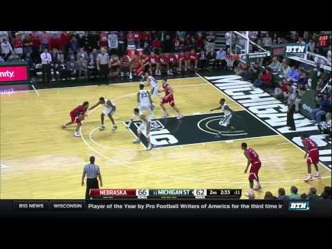 Nebraska at Michigan State - Men