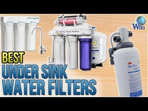 10 Best Under Sink Water Filters 2018