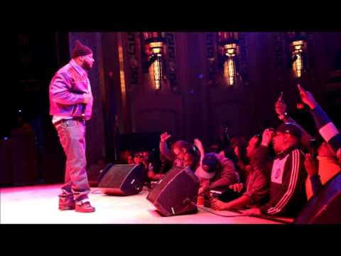 GHOSTFACE KILLAH & CAPPADONNA LIVE IN HARTFORD CT 2017