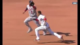 MLB Best Double Steals