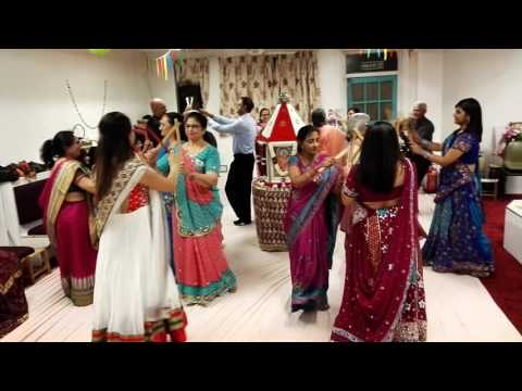 Navratri at Telford Temple - 2016 - 20161001 211809