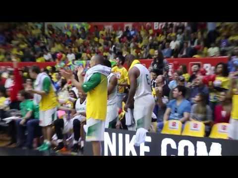 Brasil vence lituânia e é campeão de Desafio Internacional!