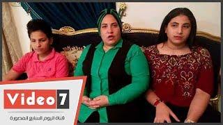 زوجة العقيد هانى سليمان شهيد فض رابعة بالإسماعيلية: