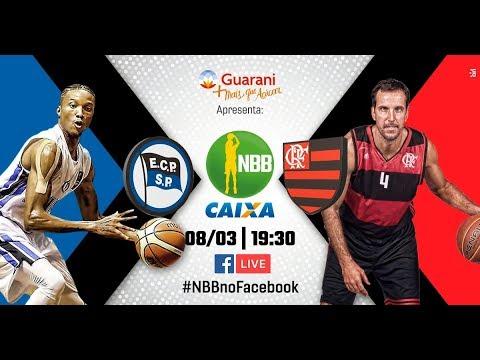 Pinheiros 67 x 78 Flamengo | 08.03.2018 |#NBBnoFacebook