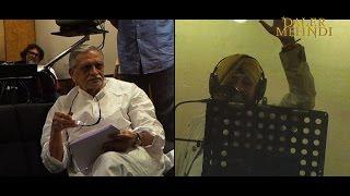 Download Hindi Video Songs - Behind The Scenes | Mirzya Title Track | Gehere Dard | Studio Recording | Daler Mehndi