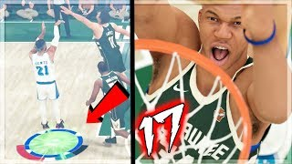 More GREENS Than EVER! NBA 2k20 MyCAREER - No Shot Meter! Ep. 17