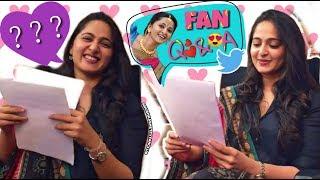 Anushka Shetty Q&A (Fans Edition)