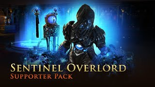 Sentinel Overlord Supporter Pack