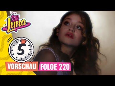 5 Minuten Vorschau - SOY LUNA Folge 220  Disney Channel